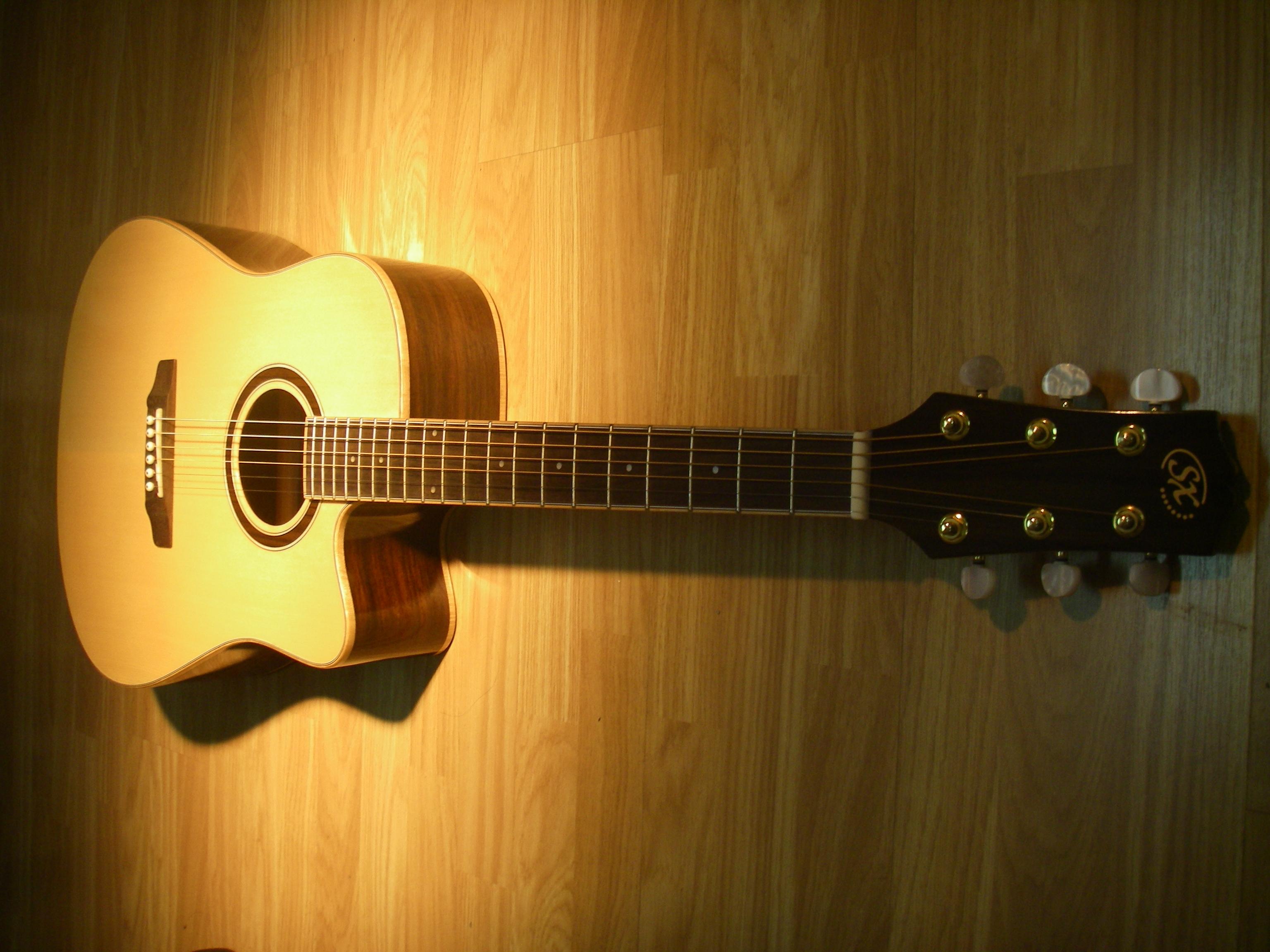 Guitarra ac stica sxguitars p gina 2 for Mueble guitarras
