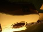 Guitarra electro-acústica SX DG180CE