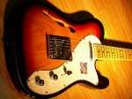 Guitarra electrica thinline,  SX STL-H