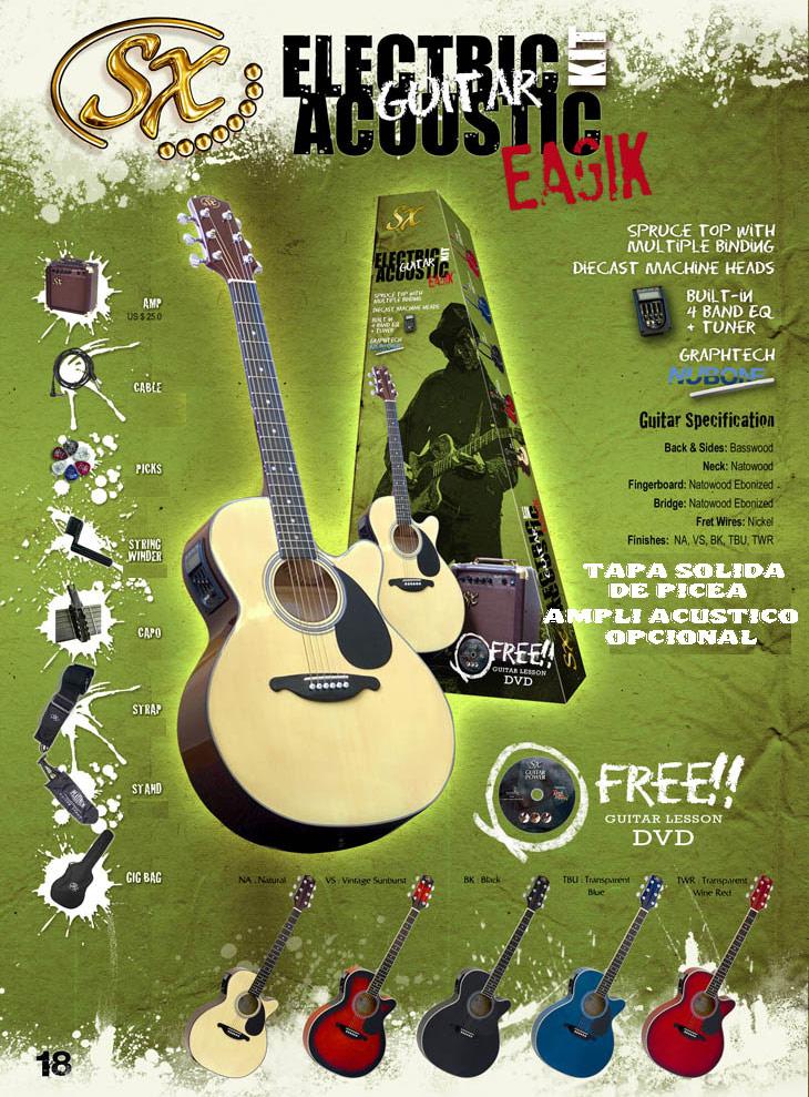 guitarra acústica | sxguitars | Página 2