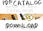 SX Guitars catalog