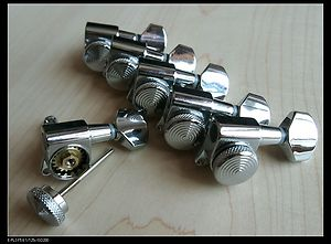 WILKINSON JN-07SP LOCK Tuners