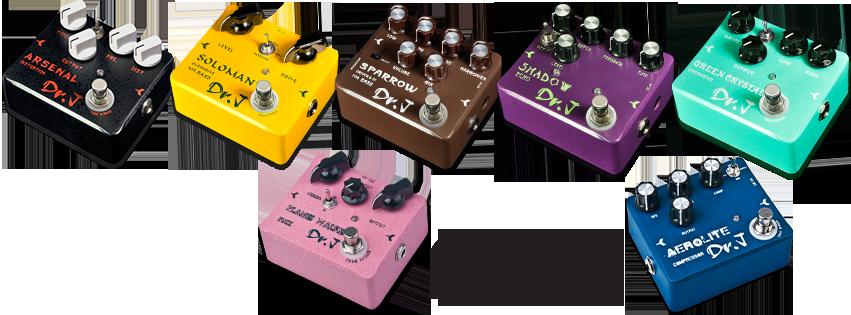 Dr-J-pedals
