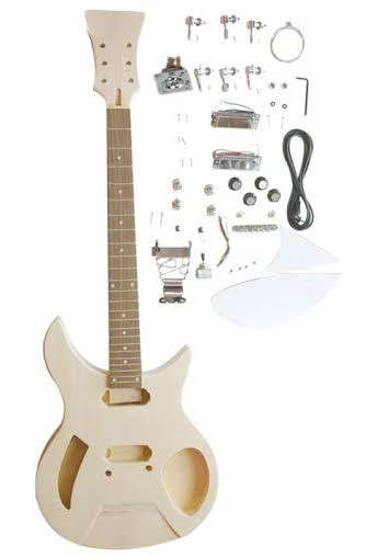 rick.DIY GUITAR KIT
