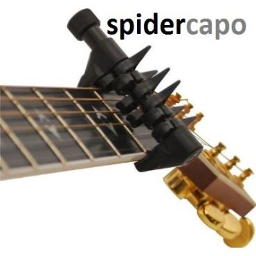 Cejilla Spider Capo