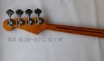 SX SJB-57C VYW  Bajo Electrico 4 cuerdas Vintage Yellow Cover90041