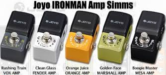 joyo simulators