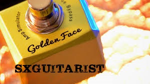 Pedal Joyo Golden Face