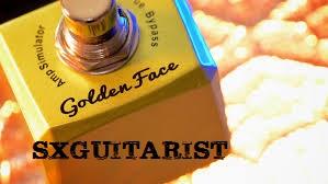 Pedal Joyo Golden Face