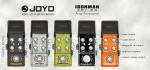 Joyo Amp Simulator Series –ironman_amp