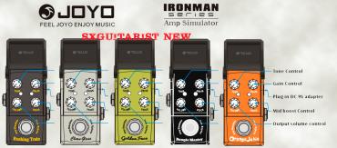 Joyo Amp Simulator Series - ironman_amp