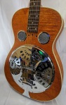 SX RG-1 OR RESONATOR GUITAR ORANGEGuitarra resonante (5)